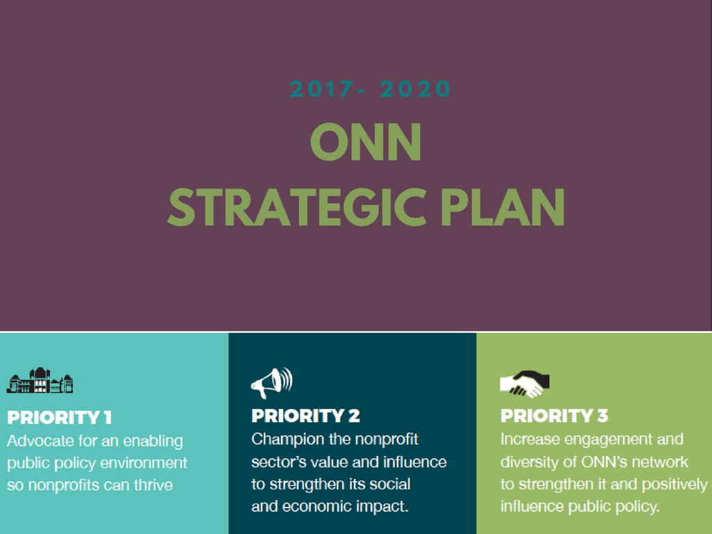 ONN strategic plan