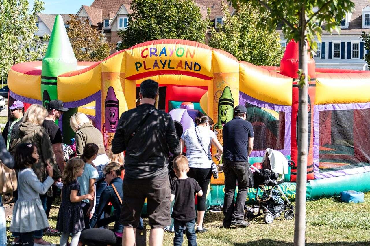 oak park centre's fall fair