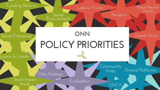 Why our network needs access to our policy priorities