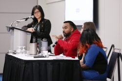 Emerging leader panelists speak at Nonprofit Driven 2019