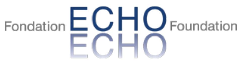 Logo of Echo Fondation